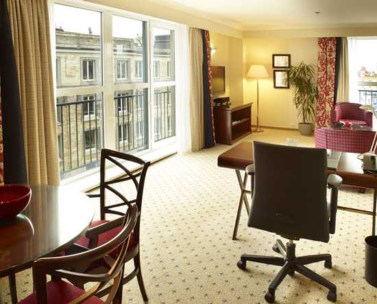 Hilton Antwerp Old Town Hotel, Belgien – Royal Suite
